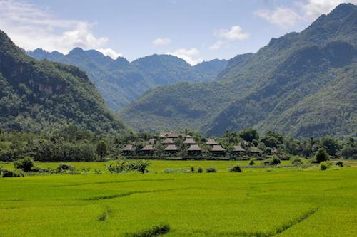Mai Chau Eco Loge Resort